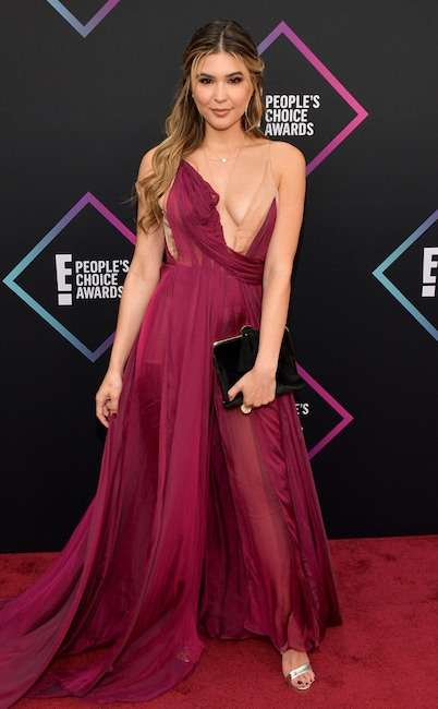 2018 People's Choice Award: See The Best Dressed Celebrities On The Red Carpet 9