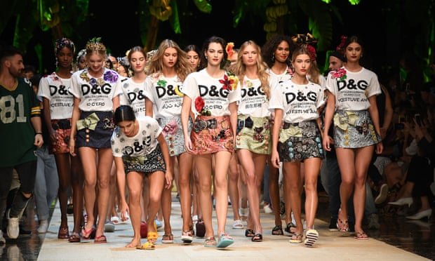 Oh Oh! Dolce & Gabbana Halts Shanghai Show 2
