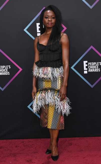 2018 People's Choice Award: See The Best Dressed Celebrities On The Red Carpet 11