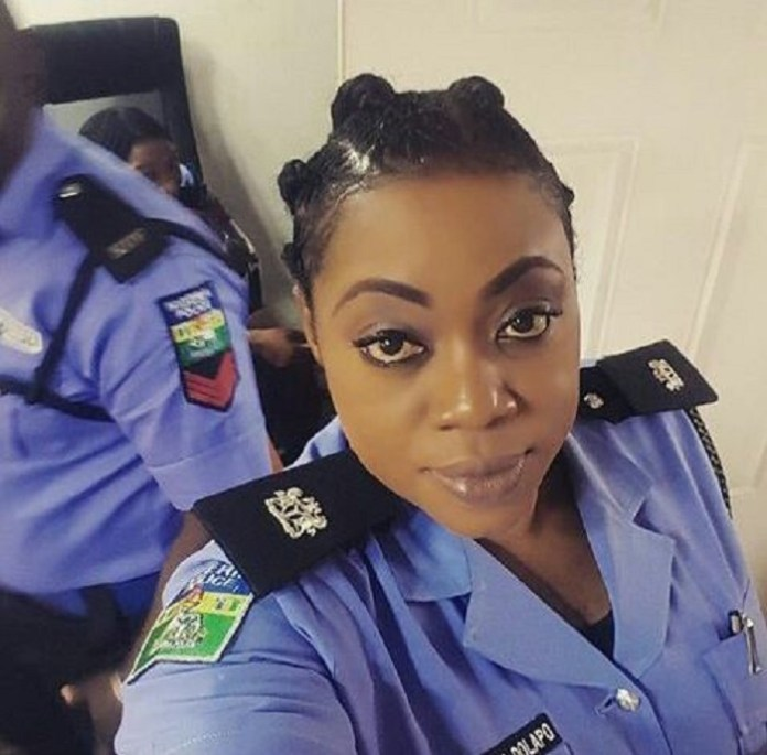 CSP Dolapo Blasts Naira Marley Over Booty And Degree Comment