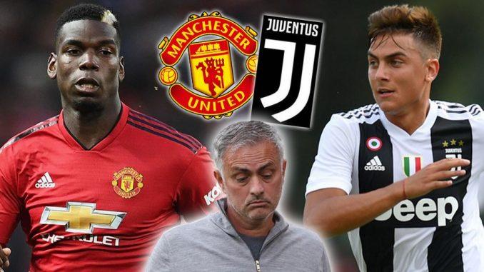 Hopefully We Can Play Together Again In The Future...Dybala Wants Pogba Reunion 3