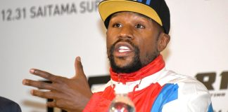 Floyd Mayweather to promote Justin Bieber and Tom cruise's fIGHT