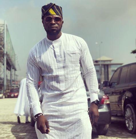 Insider: Nigerian Male Celebrities Slay At Gbemi O's Wedding 5