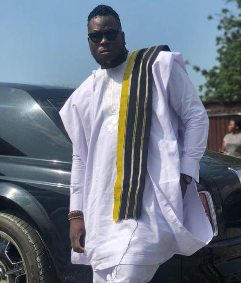 Insider: Nigerian Male Celebrities Slay At Gbemi O's Wedding 6