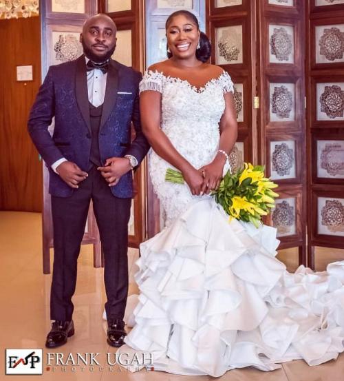 See Beautiful Photos From The Wedding Of OAP Gbemi Olateru-Olagbegi 2