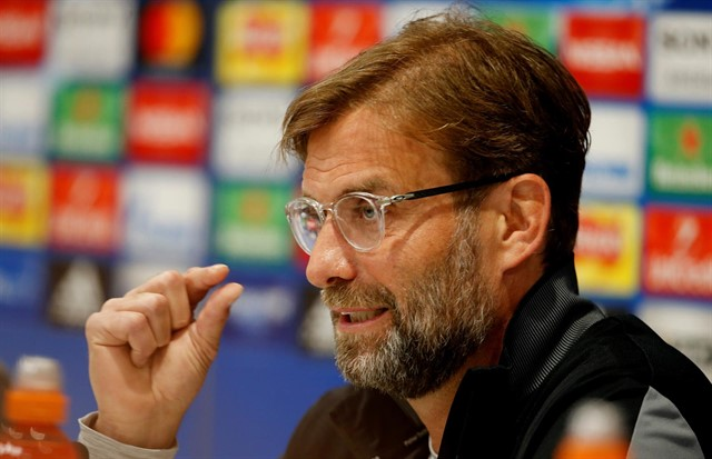 """Jurgen Klopp Says His Players Are """"Rocking"""", But His Body Language Says Different 1"""