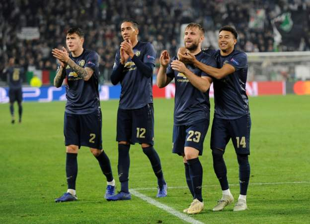 Juventus 1 - 2 Manchester United: Dramatic Late Goals Give Red Devils Victory In Turin 8