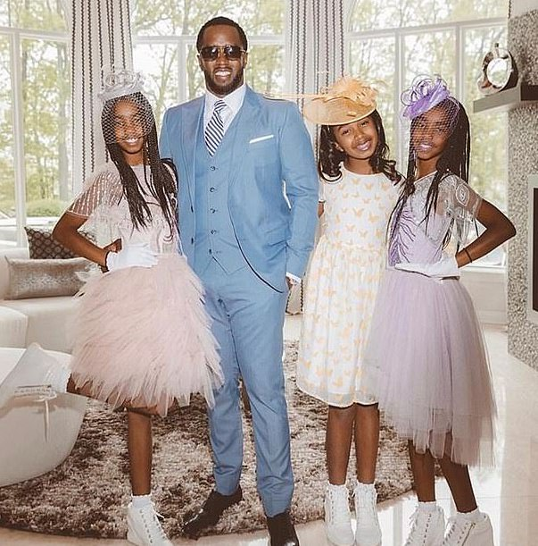 How I Met And Fell In Love With Kim Porter - Diddy 4