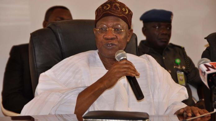 Selling Your Vote Is Like Selling Your Destiny- Lai Mohammed 1