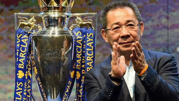 Farewell! Leicester City Players In Thailand For Owner's Funeral 2