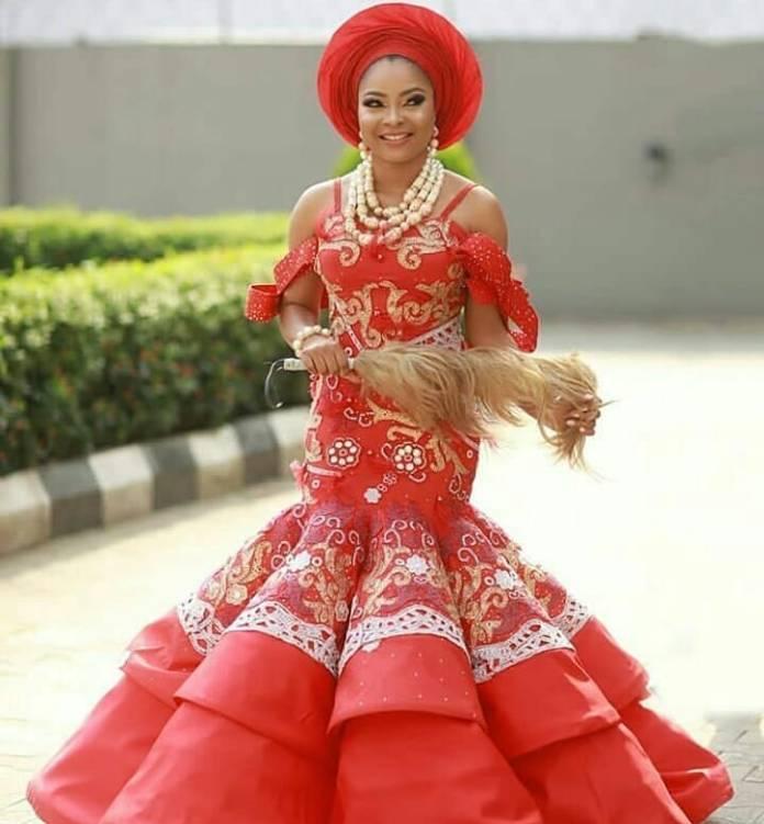 More Photos From Linda Ejiofor's Wedding To Ibrahim Suleiman 4