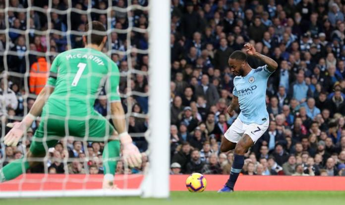Manchester City 6 Southampton 1: Champions Thrash Sorry Saints To Go Top 4