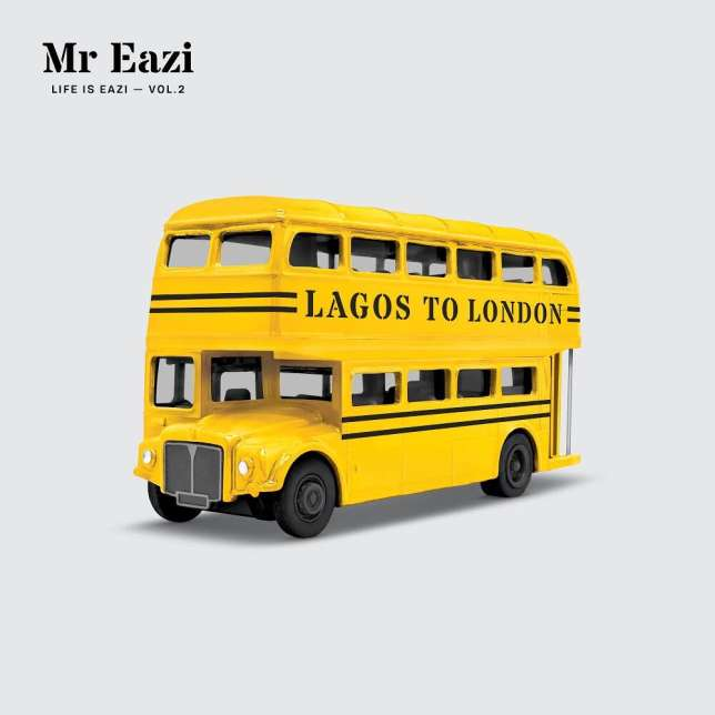 Mr Eazi Drops New Mixtape 'Lagos To London (Vol.2) 2