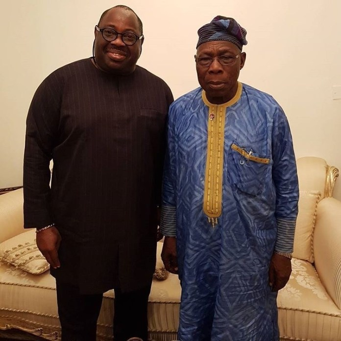 Obasanjo Remains The Most Valuable Member Of The Nigerian Mafia - Dele Momodu 1