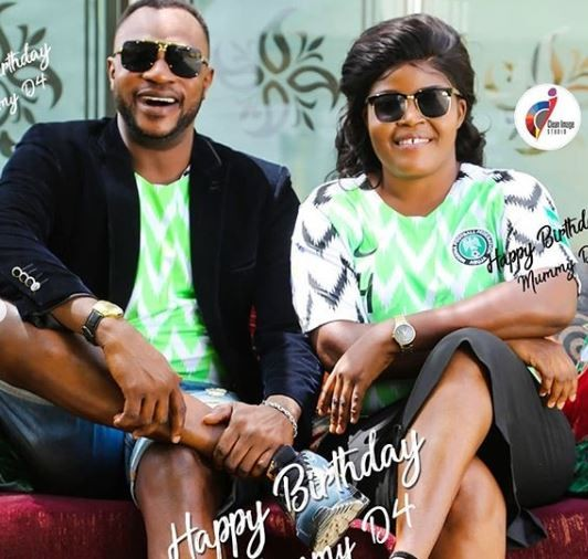 So Beautiful! Actor Odunlade Adekola Shares Beautiful New Images Of His Wife To Celebrate Her Birthday 1
