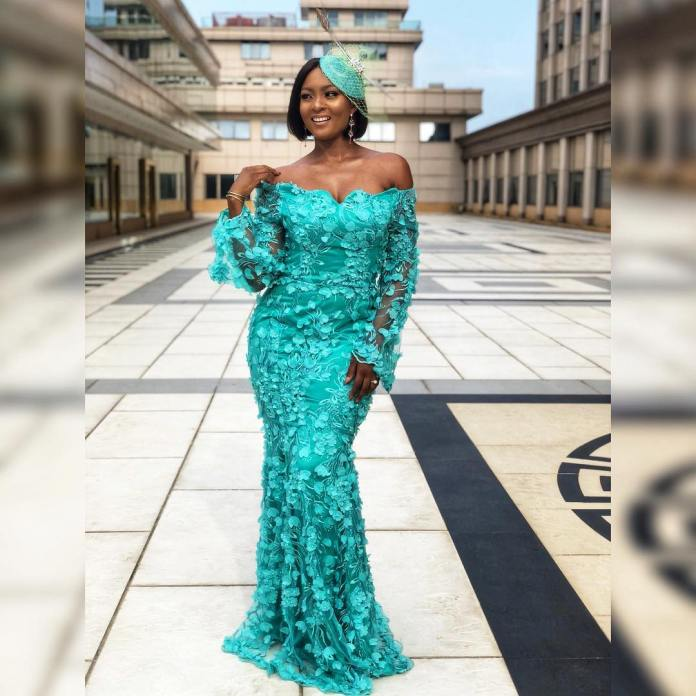 Aso-ebi Style: Sizzling Hot Styles From #ISquared18 4