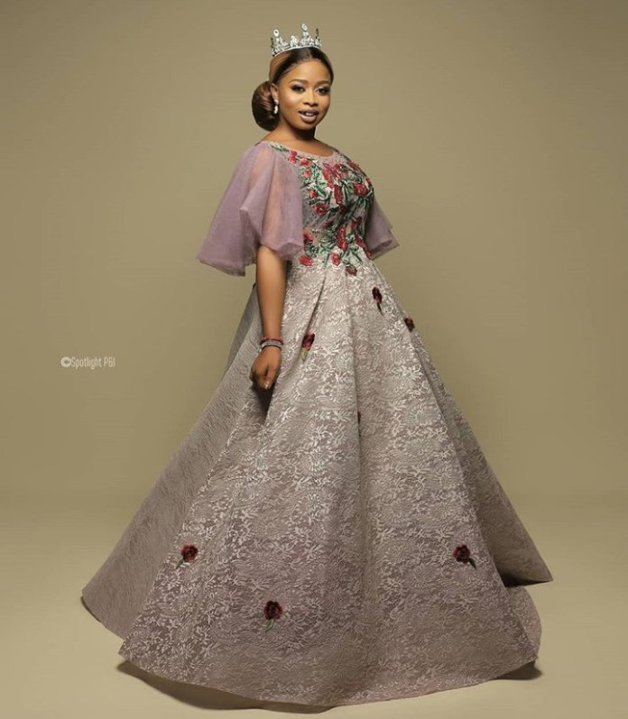 Queen Ola, Wife Of Alaafin Of Oyo Releases Stunning Images To Celebrate 29th Birthday 1