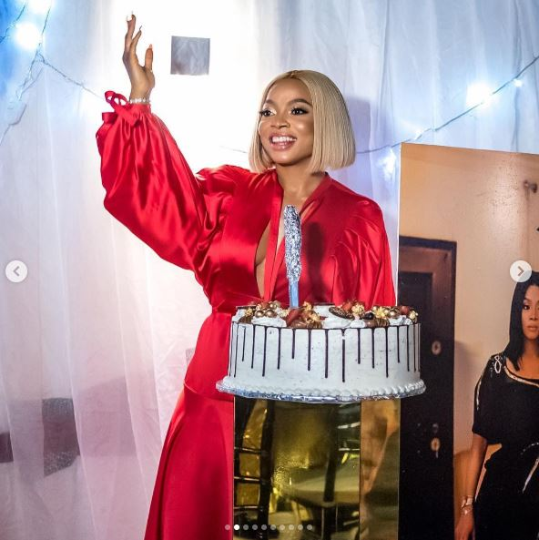 The Insider: All The Glam, Gifts And Celebs At Toke Makinwa's Birthday Dinner Party 2