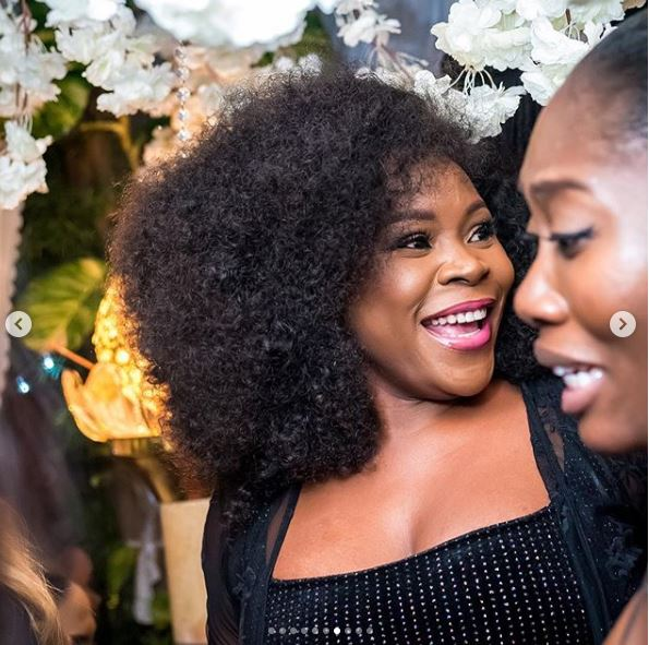 The Insider: All The Glam, Gifts And Celebs At Toke Makinwa's Birthday Dinner Party 7