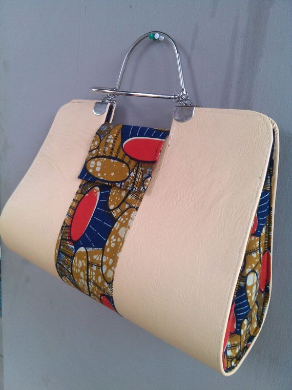 Ankara Style: Trending Colourful Bag Designs That Will Make Your Friends Green With Envy 5