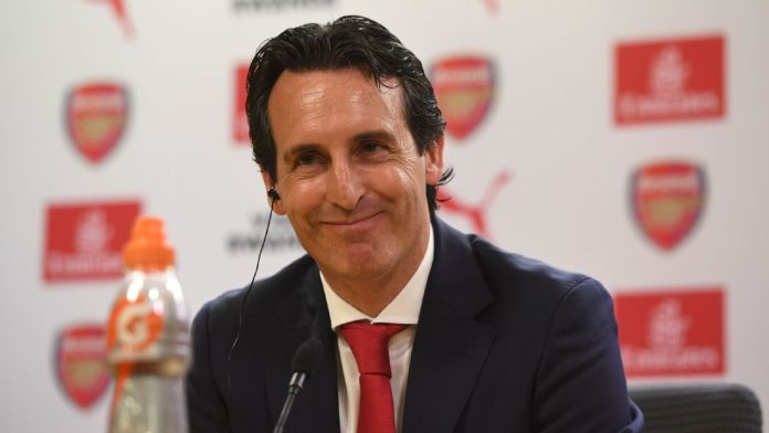 My Target At Arsenal Is To Recover Confidence- Unai Emery 3