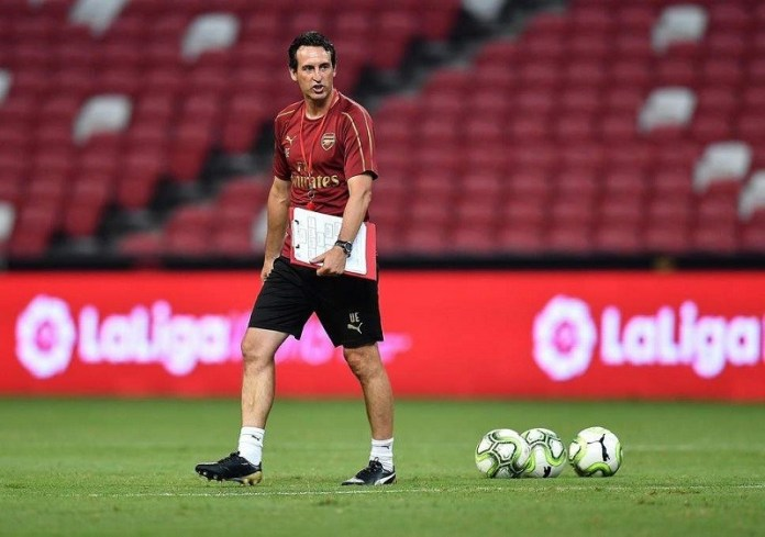 My Target At Arsenal Is To Recover Confidence- Unai Emery 2