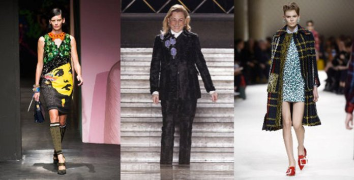 Miuccia Prada Set To Receive  Outstanding Achievement Awards At The 2018 Fashion Awards 3