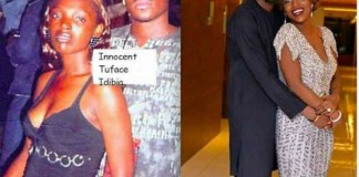 Throwback of Tuface and Annie Idibia