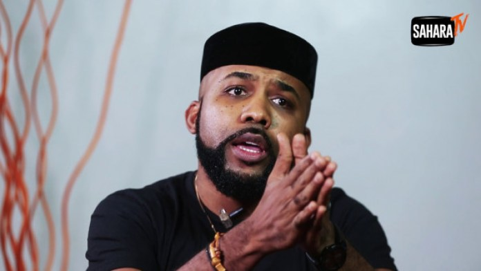 Maturity! Banky W Prays For Troll Who Pirated His Movie
