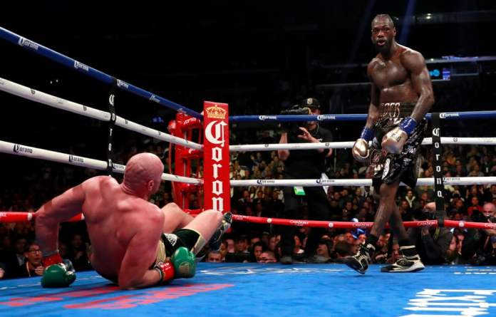Deontay Wilder Will Only Fight Anthony Joshua On One Condition 1