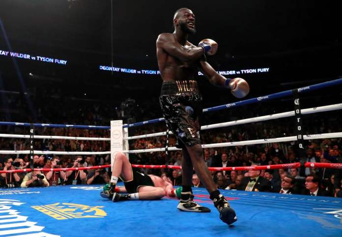 'Boxing Is The Only Sport Where You Can Kill A Man And Get Paid For It At The Same Time, It's Legal' - WBC Champion Deontay Wilder 1