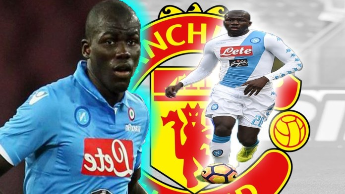 Just In: Napoli Rejects Manchester United's £91m Bid For Defender Kalidou Koulibaly 1