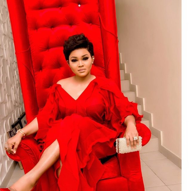 Mercy Aigbe Reveals She Is Not Divorced And Might Go Back To Her Husband 1