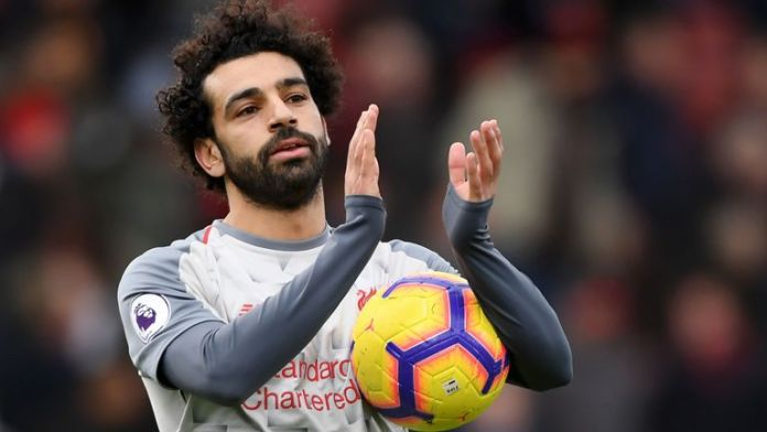 Winning The Premier League Is Always On My Mind - Mo Salah 1