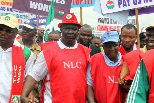 NLC Holds Anti-Ngige Protest In Abuja 1