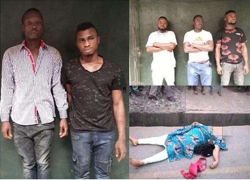 Men Had Sex And Killed A Young Woman After Luring Her To Hotel Before Dumping Her Body By The Roadside 1