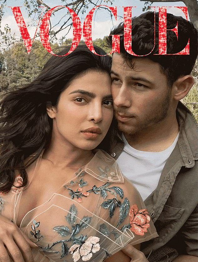 Vogue Unveils Priyanka Chopra's Cover And It Is Magnificent 2