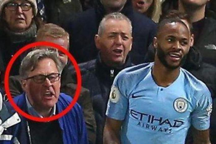 Racism: Chelsea Ban 4 Fans Who Racial Abused Raheem Sterling At Stamford Bridge 3