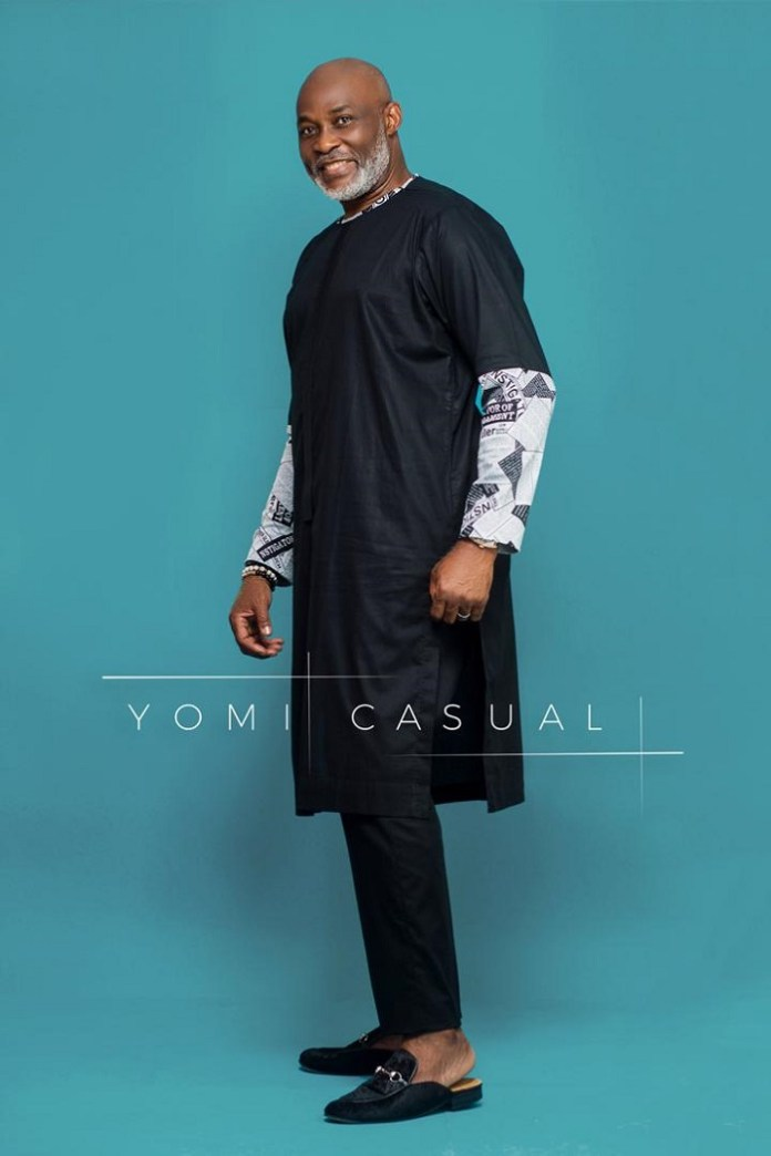 Richard Mofe-Damijo Slays In Yomi Casual's New Lookbook 6