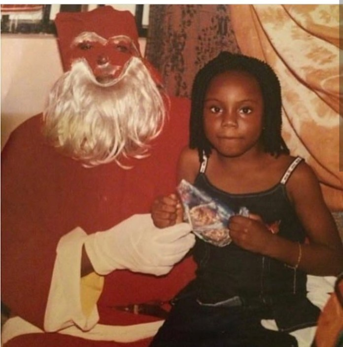 Lol! See The Hilarious Throwback Photo Teni Entertainer Just Shared 1