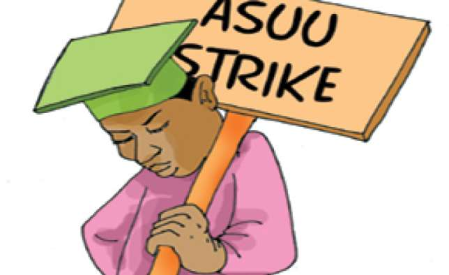 Strike Will Continue Until Govt Pay Outstanding Salaries - ASUU 2