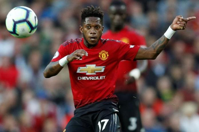 Fred Would Play More Once The Defence Improves - Jose Mourinho 2