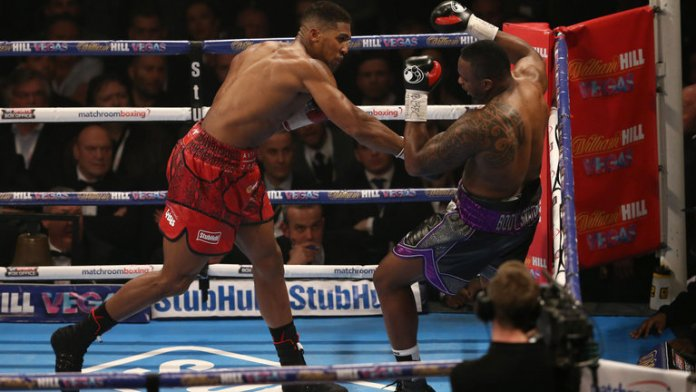 """Silly And Utterly Ridiculous""...Dillian Whyte Lambasts Anthony Joshua's Fight Offer 1"