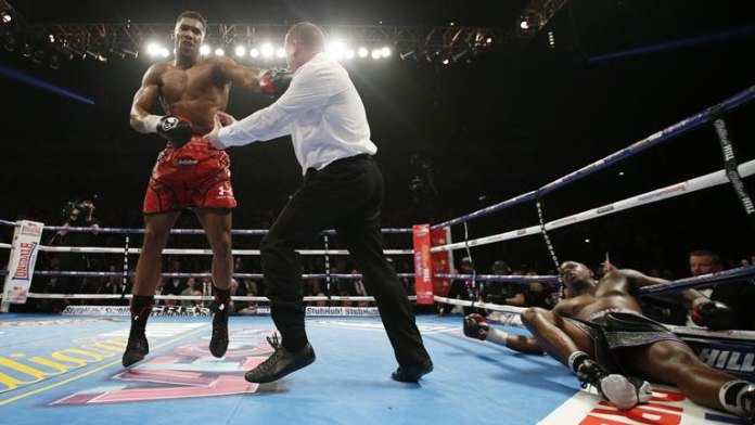 """Silly And Utterly Ridiculous""...Dillian Whyte Lambasts Anthony Joshua's Fight Offer 3"
