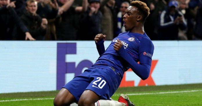 #Racism: UEFA Probes The Alleged Racial Abuse Of Callum Hudson-Odoi At Dynamo Kiev 1