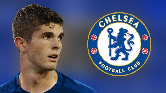 I Want To Emulate Eden Hazard At Chelsea - Christian Pulisic 1