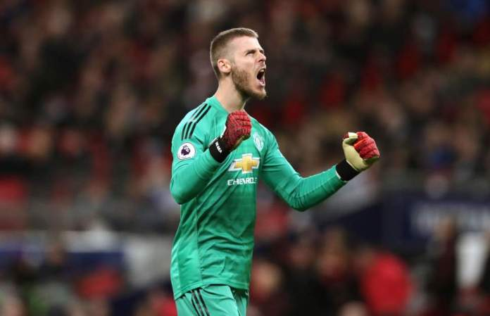 'This Is The Real Manchester United' - David De Gea Reacts After Red Devils Batter Tottenham  2