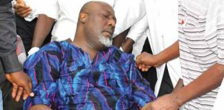 Dino Melaye Reacts To Tribunal Sack, Says His Mandate Cannot Be Stolen