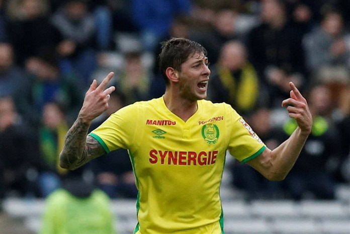 #PrayforSala- Emiliano Sala Plane Found Yet No Sign Of The Player 1