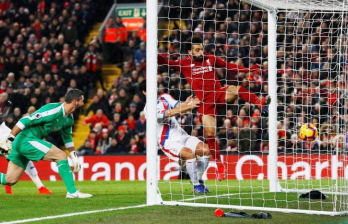 Liverpool 4 Crystal Palace 3: Reds Edge Past Eagles In PulsatingThriller At Anfield 1